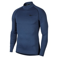 Термокофта Nike Top Tight LS Mock 451