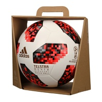 Футбольный мяч 5 Adidas Telstar 18 World Cup Knock Out OMB