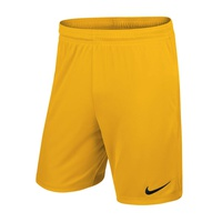 Детские шорты Nike JR Short Park II Knit 739