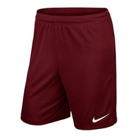 Детские шорты Nike JR Short Park II Knit 677