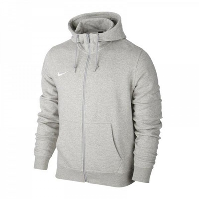 Толстовка детская Nike JR Team Club Fullzip Hoody  Sweatshirt 050