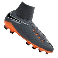 Бутсы детские Nike Hypervenom Phantom 3 Academy DF FG Junior 081