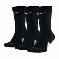 Носки спортивные Nike Dry Elite Crew 3Pac Basketball 010