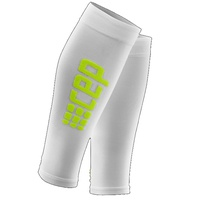 Компрессионные гетры CEP Ultralight Calf Sleeves WS55D White/Yellow