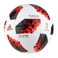 Футбольный мяч 5 Adidas Telstar 18 KO Top Replica 683