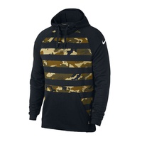 Толстовка Nike Dry Training Fleece Camo 010