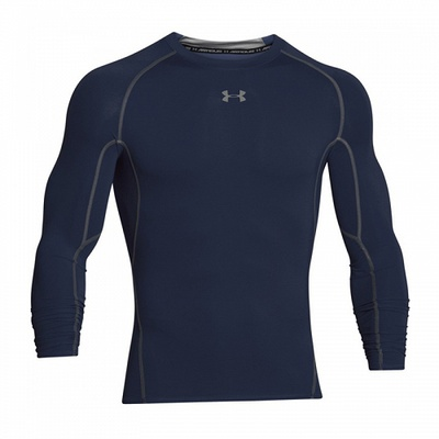 Термокофта Under Armour Heatgear Compression длинный рукав 1257471-410
