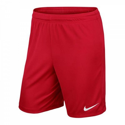 Детские шорты Nike JR Short Park II Knit 657