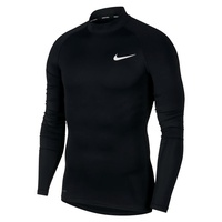 Термокофта Nike Top Tight LS Mock 010