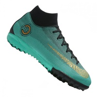 Cороконожки детские Nike MercurialX SuperflyX 6 Academy GS CR7 TF 90
