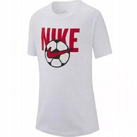 Футболка Nike B NSW Tee Soccer Ball 100