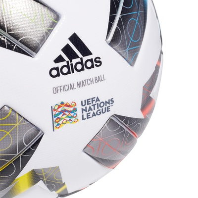 Футбольный мяч 5 Adidas UEFA Nations League PRO OMB 205