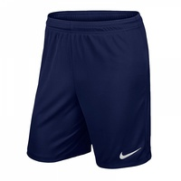 Детские шорты Nike JR Short Park II Knit 410