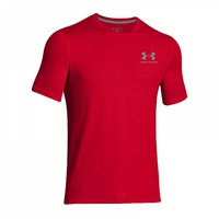 Футболка Under Armour Sportstyle Left Chest Logo 600
