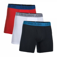 Мужские трусы Under Armour Cotton Stretch 6 Boxers 3Pac 004