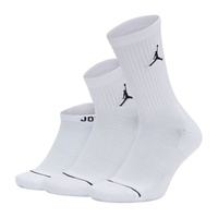 Носки Nike Jordan Waterfall Socks 3Pak 100