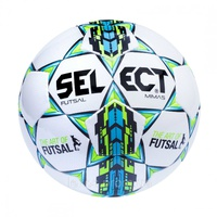 Мяч Ball 4 Select Futsal Mimas Indoor White-Blue