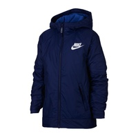 Куртка детская Nike JR NSW Fleece Ind Jacket 478
