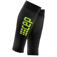 Компрессионные гетры CEP Ultralight Calf Sleeves WS55D Gray/Green