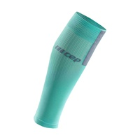 Футбольные гетры CEP Compression Calf Sleeves 3.0 Blue