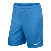 Детские шорты Nike JR Short Park II Knit 412