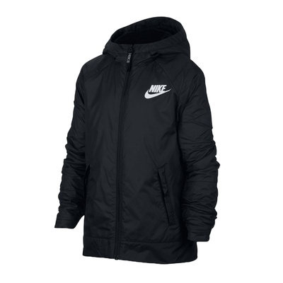Куртка детская Nike JR NSW Fleece Ind Jacket 010