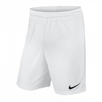 Детские шорты Nike JR Short Park II Knit 100