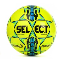 Мяч Ball 4 Select Futsal Mimas Halowa Yellow Blue